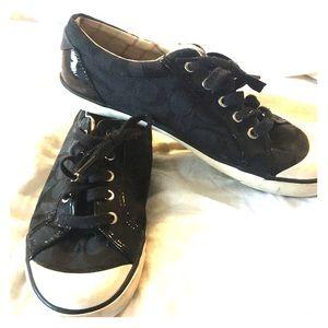 Coach shoe size 10. Barrett style. Gently used